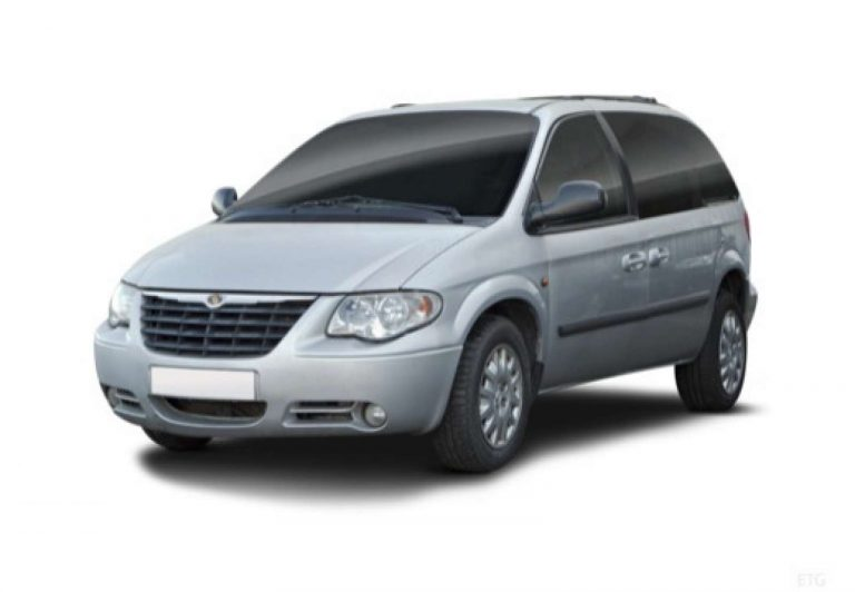 Chrysler Voyager 2,5  CRD 7 personas